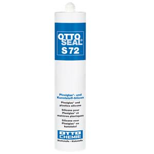 Ottoseal S72 C00 transparant 310 ml